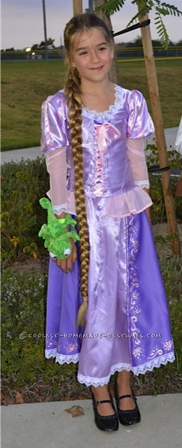 Betty Criswell as Disney's Rapunzel Tangled