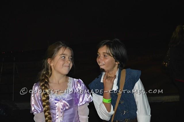 Cutest Disney Couple Rapunzel and Flynn Rider