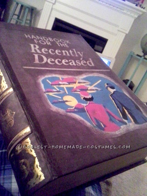 The handbook for the Recently Deceased