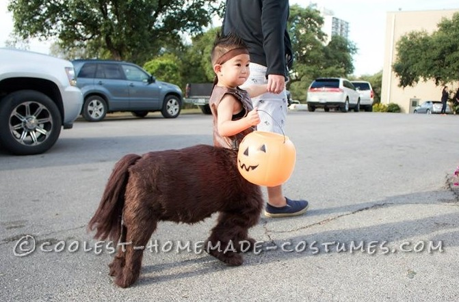 Super Cool DIY Centaur Costume