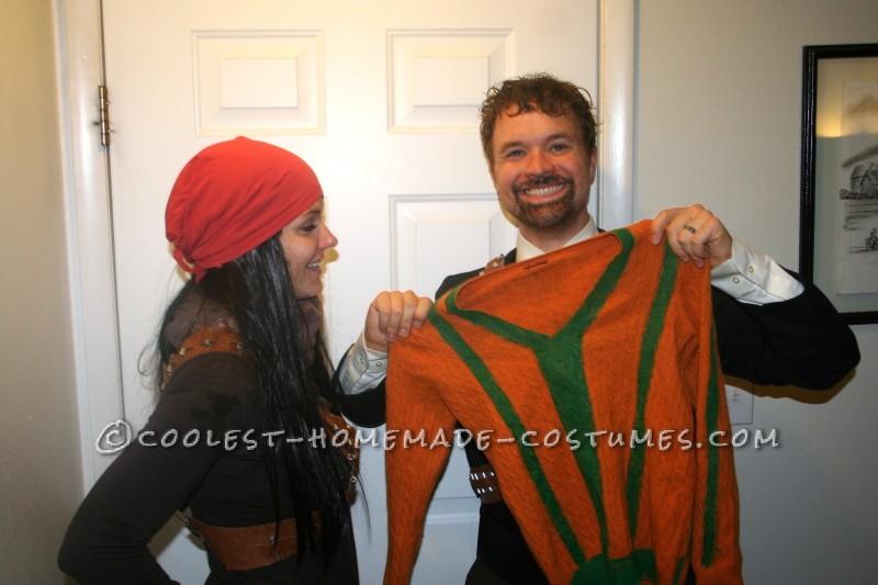 """El Jefe and El Guapo.. """"Its a sweater!"""""""