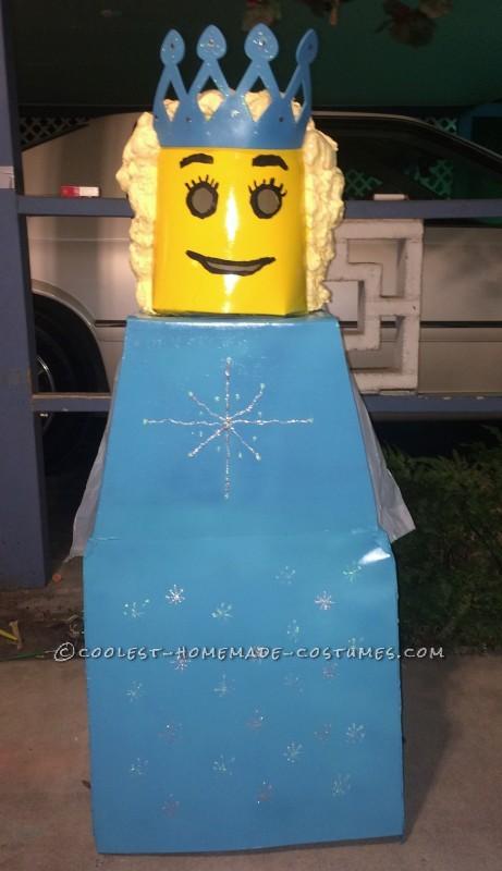 LEGO Princess Elsa Costume