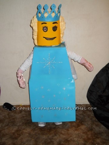 LEGO Princess Elsa Costume
