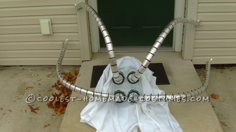 Coolest Doctor Octopus Doc Ock Costume