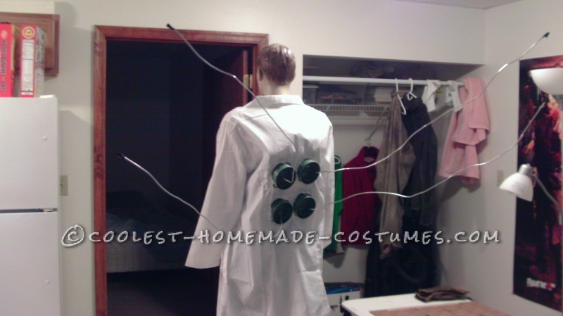 Coolest Doctor Octopus Doc Ock Costume - 7