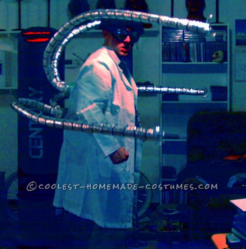 Coolest Doctor Octopus Doc Ock Costume - 8