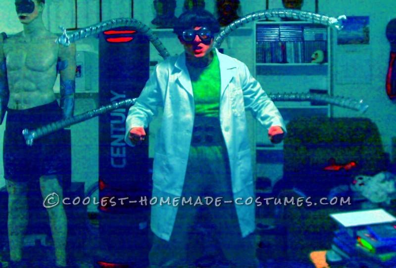Coolest Doctor Octopus Doc Ock Costume - 9