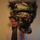 Dr. Frankenstein and his Puppet Monster Frank