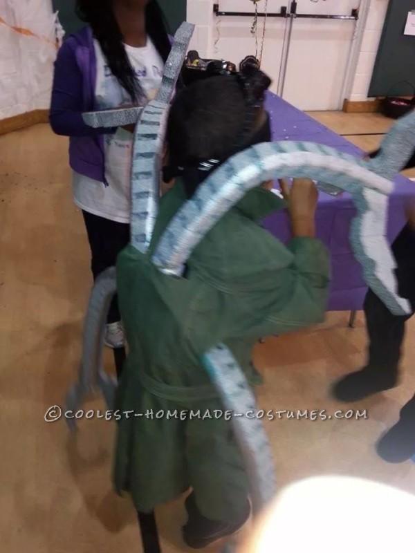 Coolest Dr Octopus Kids Costume - 3