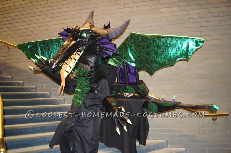 Dramatic Dragon Group Costume