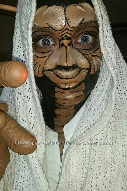 Cool DIY Costume Idea: E.T. Phones Home Again - 5