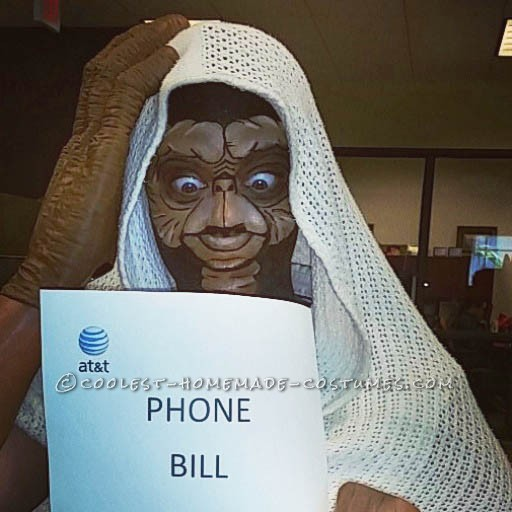 you don't want to know what my phone bill was to phone home