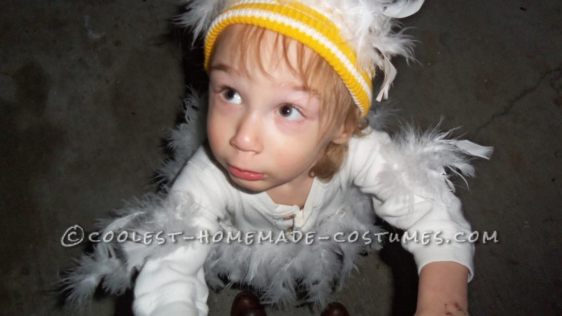 Easy Chicken Costume that Everyone Loves - 1
