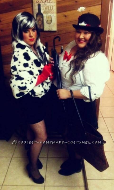 Easy Cruella DeVille Costume