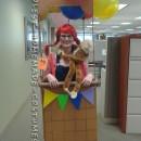 Easy Pippi Longstocking Costume