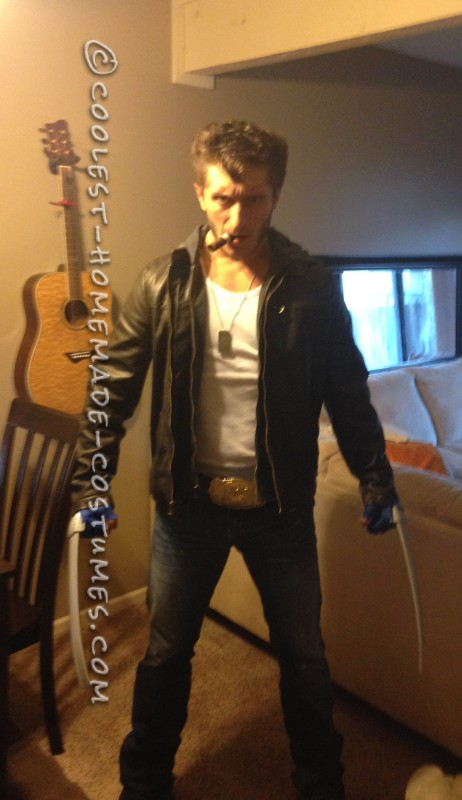 Easy Wolverine Costume