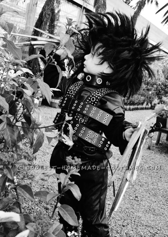 Coolest Jr. Edward Scissorhands Costume - 1