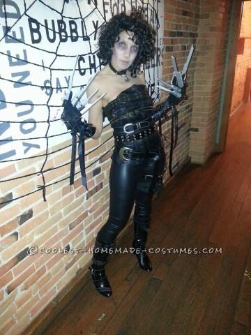 Coolest Edwardia Scissorhands Costume