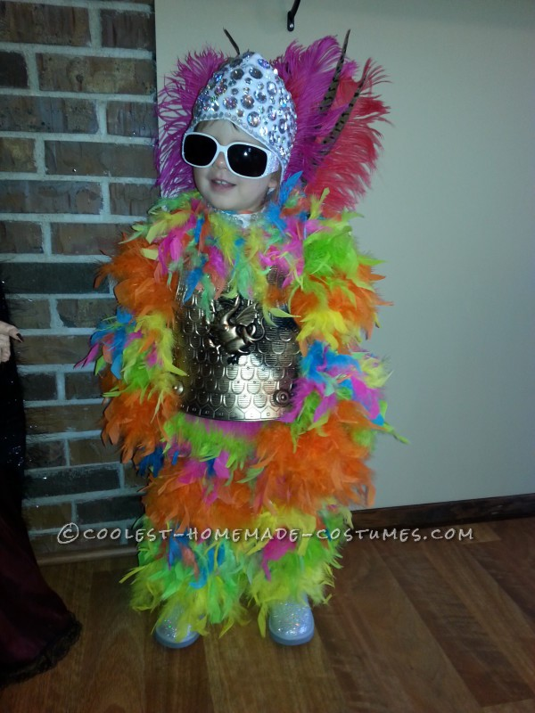 Elton John costume - front (taken from his appearance on the Muppet Show in 1978)