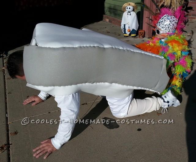 Piano Costume and Elton John costume