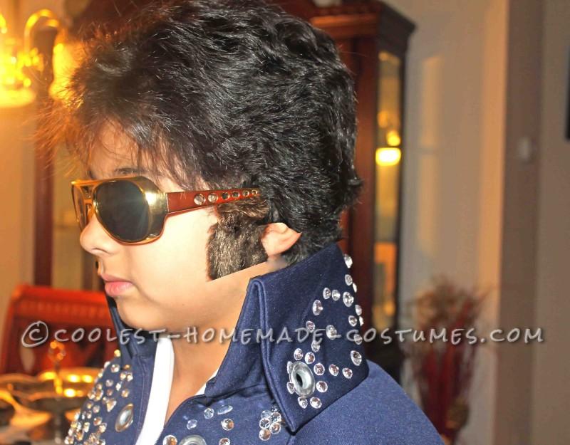 Rocking Junior Elvis Costume - 4