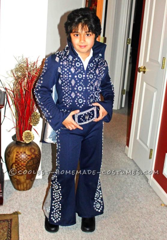 Rocking Junior Elvis Costume - 5