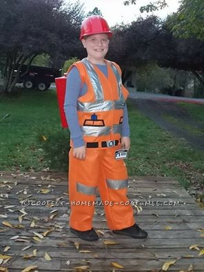 """The front. """"Everything is AWESOME"""" ... This kid is awesome!"""