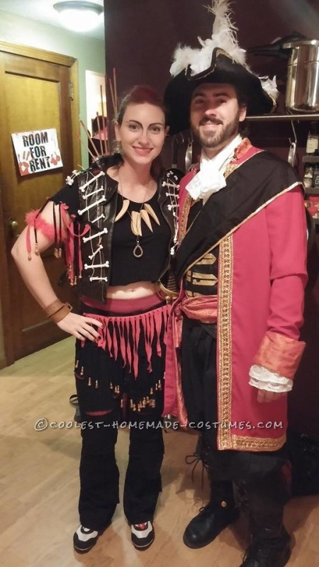 Epic Captain Hook Halloween Costume - 6