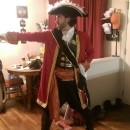 Epic Captain Hook Halloween Costume