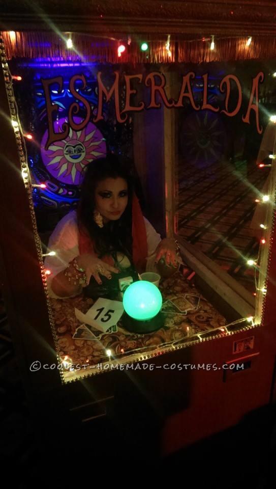 Cool Esmeralda the Fortune Teller Costume