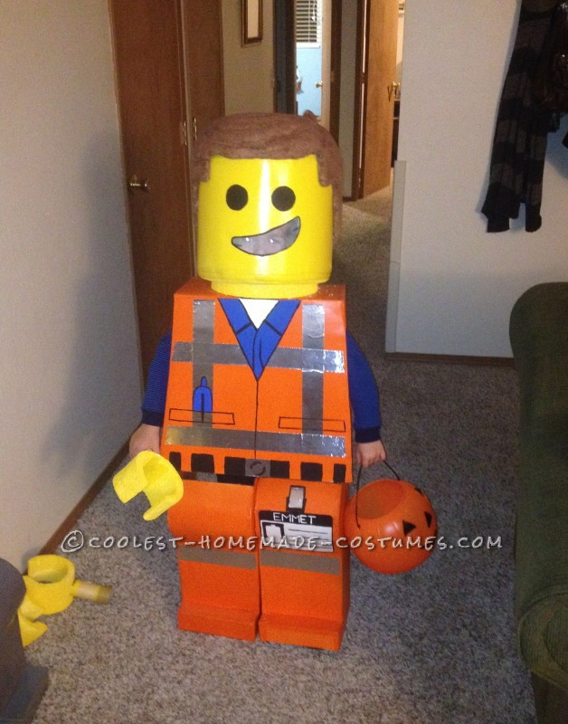 Everything is Awesome with These LEGO Movie Costumes - 3