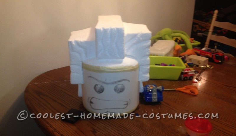 Awesome Lego Movie Costumes - 7