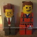Awesome Lego Movie Costumes
