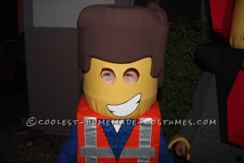 Awesome Lego Movie Group Costume for Kids - 1