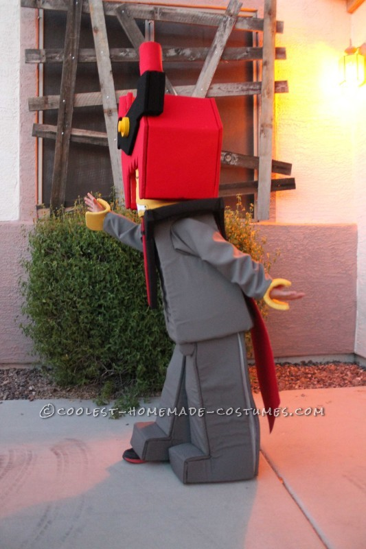 Awesome Lego Movie Group Costume for Kids - 4
