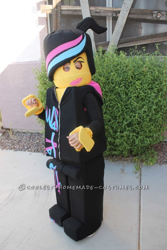 Awesome Lego Movie Group Costume for Kids - 6
