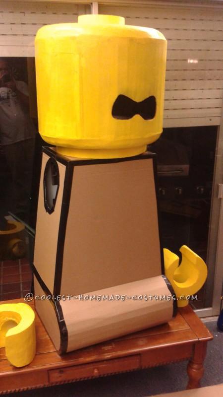 Everything is Awesome, a Lego Movie Group Costume Journey!