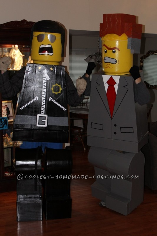 Everything is Awesome LEGO Movie Costumes
