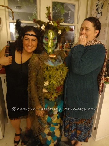 Original Evil Merqueen Homemade Costume