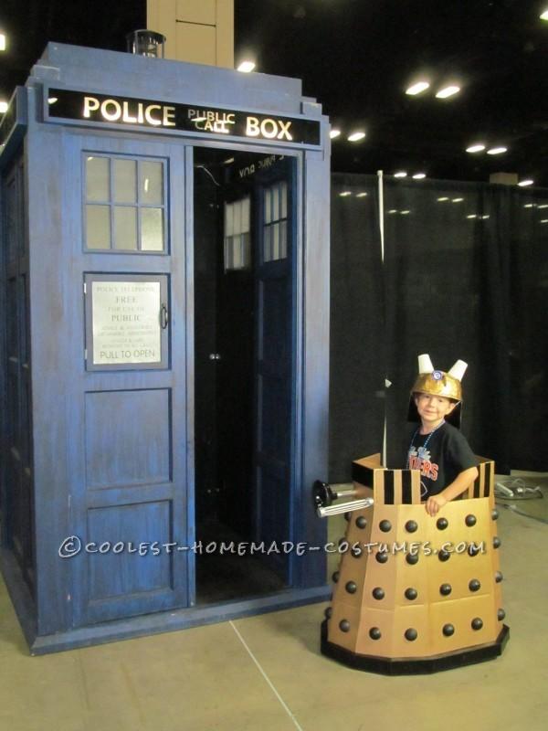 Attacking the TARDIS