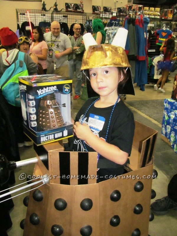Can I have this Dalek?
