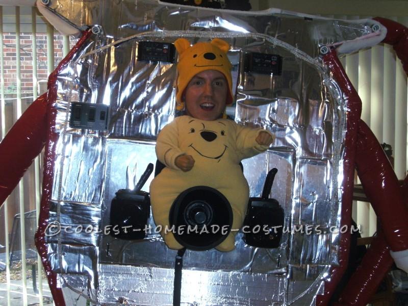 SURPRISE!!  Winnie the Pooh!!