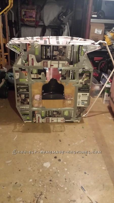 Hidden Compartment!