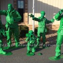 Coolest Toy Story Family of Toy Soldiers Costume