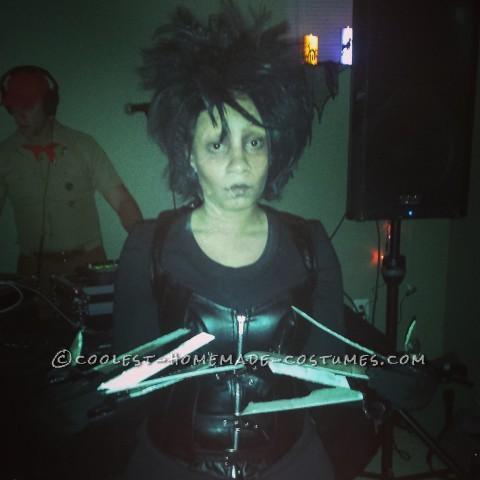 Female Edward Scissorhands Costume
