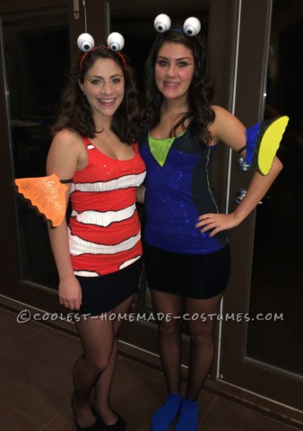 Cool Finding Nemo Costumes