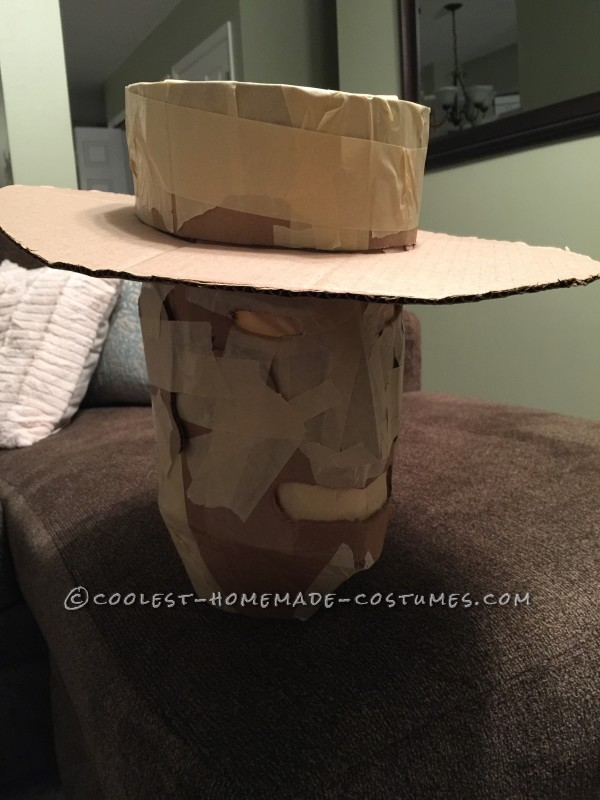 Cool Freddy Krueger's Victim Illusion Costume - 1