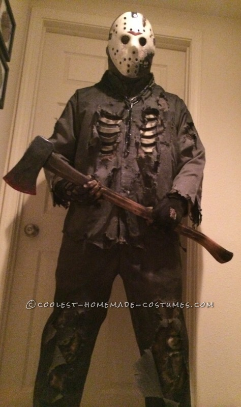 Friday the 13th Part 7 Costume Build