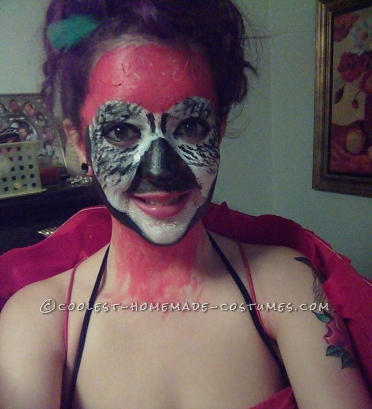 Funniest Female Parrot Costume - 2