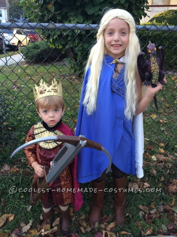 Daenerys & Joffrey